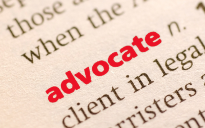 Being your best advocate