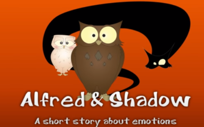 Alfred & shadow – a cartoon story about emotions