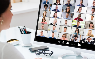 How to nail a virtual conference  By Andrea Beattie, Editor at LinkedIn News
