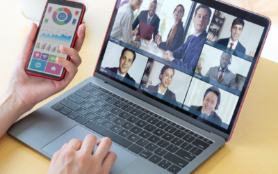 Almost like being there: Making the most of virtual conferences