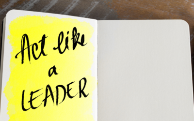 How to act like a leader – Herminia Ibarra