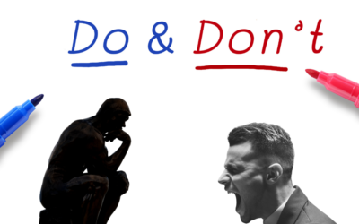 Communication do & don'ts